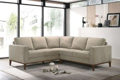 COMING SOON, PRE-ORDER NOW! Annie Flaxen 2pc Sectional, SWU3039