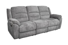 COMING SOON, PRE-ORDER NOW! Ronan Gray Reclining Sofa, Console Loveseat & Chair, M8078