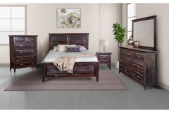 Sonora Midnight Bedroom Set, ART-772-MNT