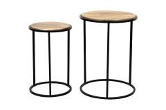 Valdez Nesting End Tables, J-67463