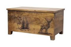 Alpine Deer Trunk, 55548