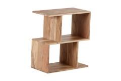 Portola Natural 2 Cube Bookcase, 2001-7212NT