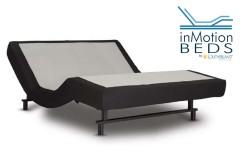 Bronze Series Adjustable Bed Frame Base, ENGLA-B26