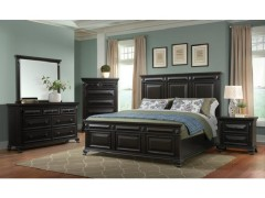 Calloway Queen Bed & Nightstand, ELEM-CY6QHF - LIMITED SUPPLY