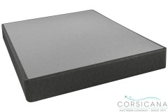 Forks Black Low Pro Foundations by Corsicana, COAL-7010
