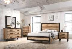 Durango Bedroom Set, DG150QHF