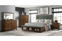 Jolene Bedroom Set, JL600 - COMING SOON