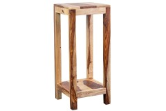 Sheesham Accents Plant Stand, OLD-04