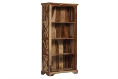 Tahoe Sheesham Wood Large Bookshelf by Porter Designs