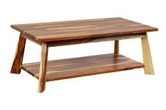 Kalispell Sheesham Wood Coffee Table by Porter Designs