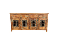 FC-314 4-Door Cathedral Sideboard