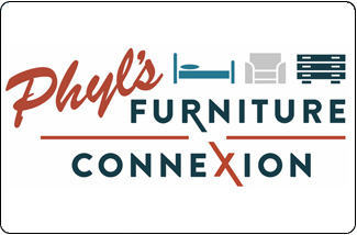 Phyl's Furniture Connexion Showroom in Olympia