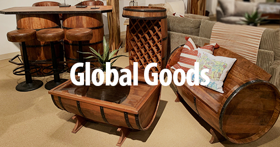 Global Goods - Caravan Collection